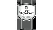 Original Radeberger Fleisch und Wurst